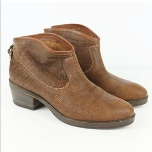 Fiorentini + Baker Brown Ankle Boots Women…